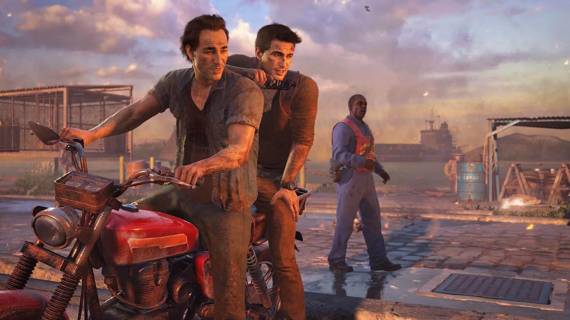 Foto de Uncharted: filme ganha data de lançamento