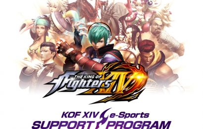 The King of Fighters XIV terá torneio oficial que também estará no Brasil