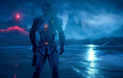 Confira gameplay de Mass Effect Andromeda a 60 FPS e 4K