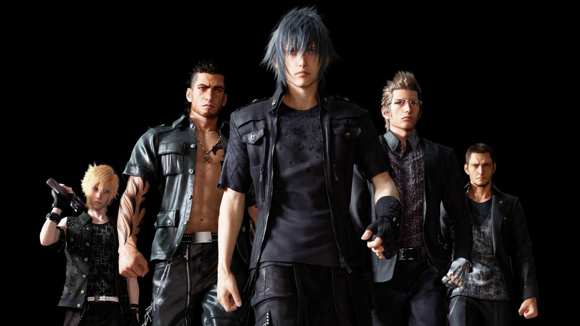 Foto de Expansão para multiplayer de Final Fantasy XV já está disponível