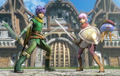 Demo de Dragon Quest Heroes 2 já está disponivel no PS4. Confira nosso gameplay
