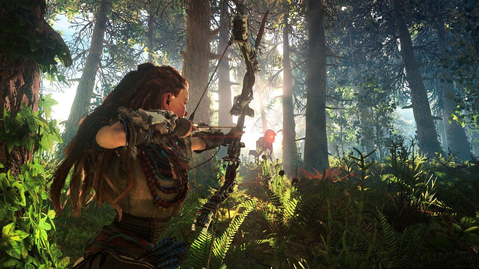 Foto de Opinião: Horizon Zero Dawn é a mais nova grande franquia do mercado dos games