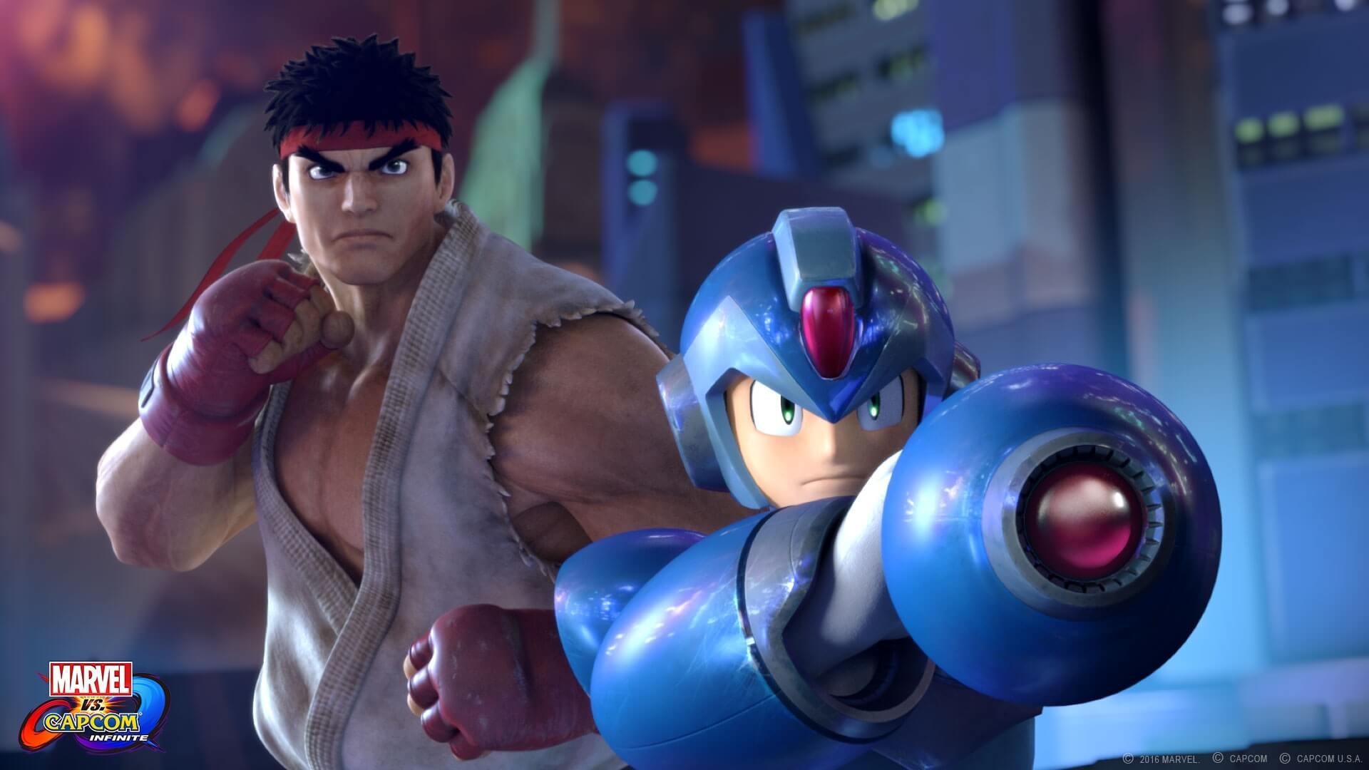 Foto de PSX 2016: Marvel vs Capcom Infinite é confirmado