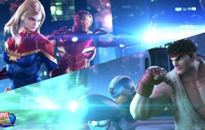 Confira o primeiro gameplay de Marvel vs. Capcom: Infinite