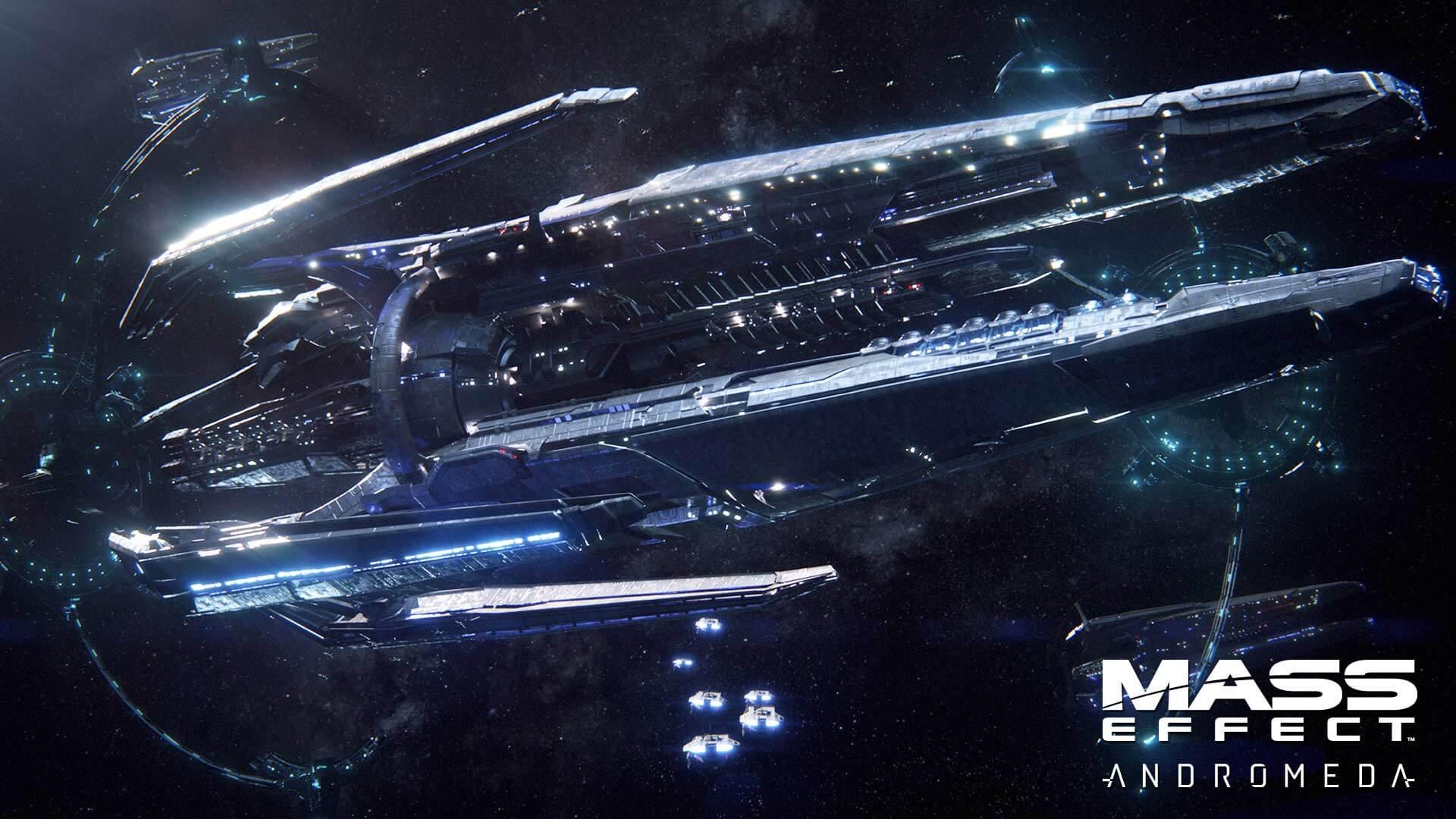 Foto de TGA 2016: Mass Effect: Andromeda ganha vídeo de gameplay incrível