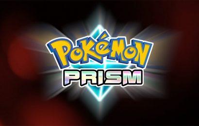 Produzido por fãs, Pokémon Prism é terminado pela Nintendo