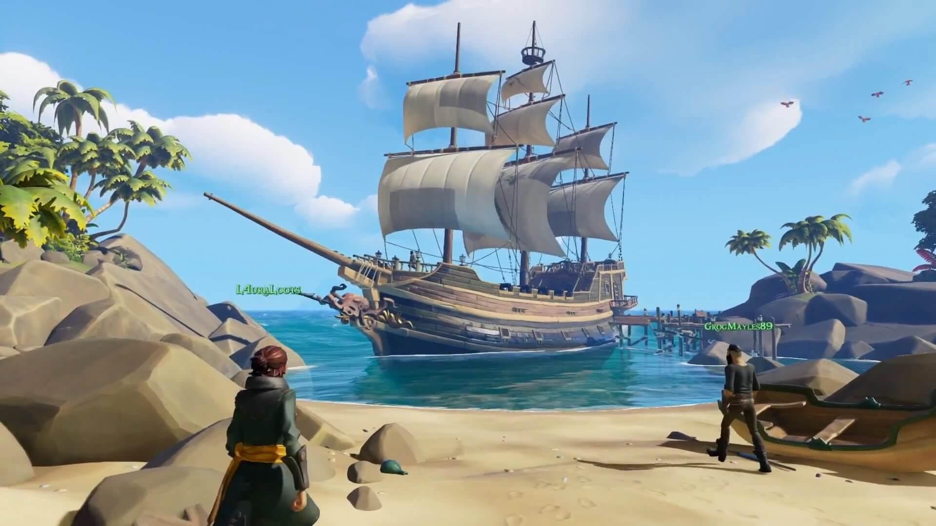 Foto de Sea of Thieves recebe detalhes sobre Temporadas e Passes!