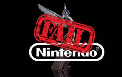 A Nintendo sabotou o prêmio de 'Melhor criação de fã' do TGA2016 (Opinião)