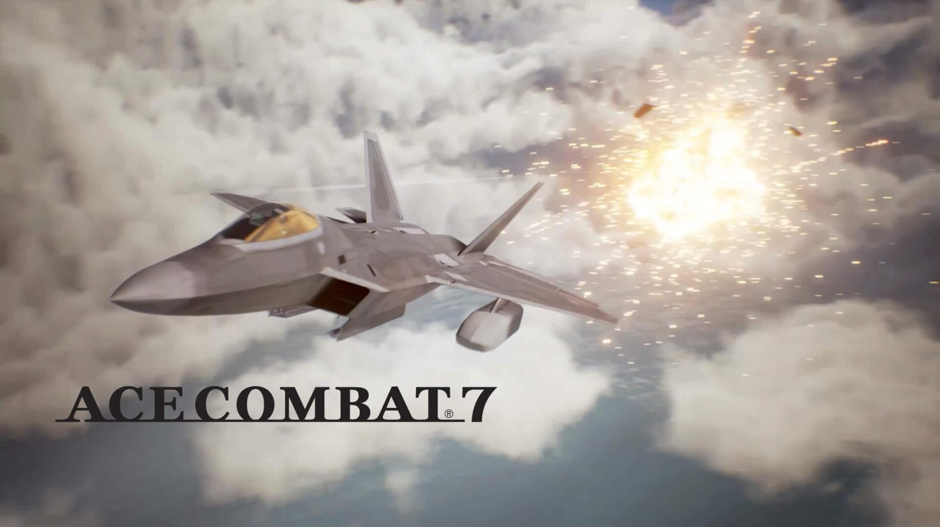 Foto de Confira o trailer de lançamento de Ace Combat 7: Skies Unknown