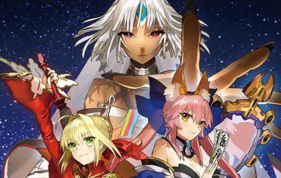 Fate/Extella recebe data de lançamento no ocidente