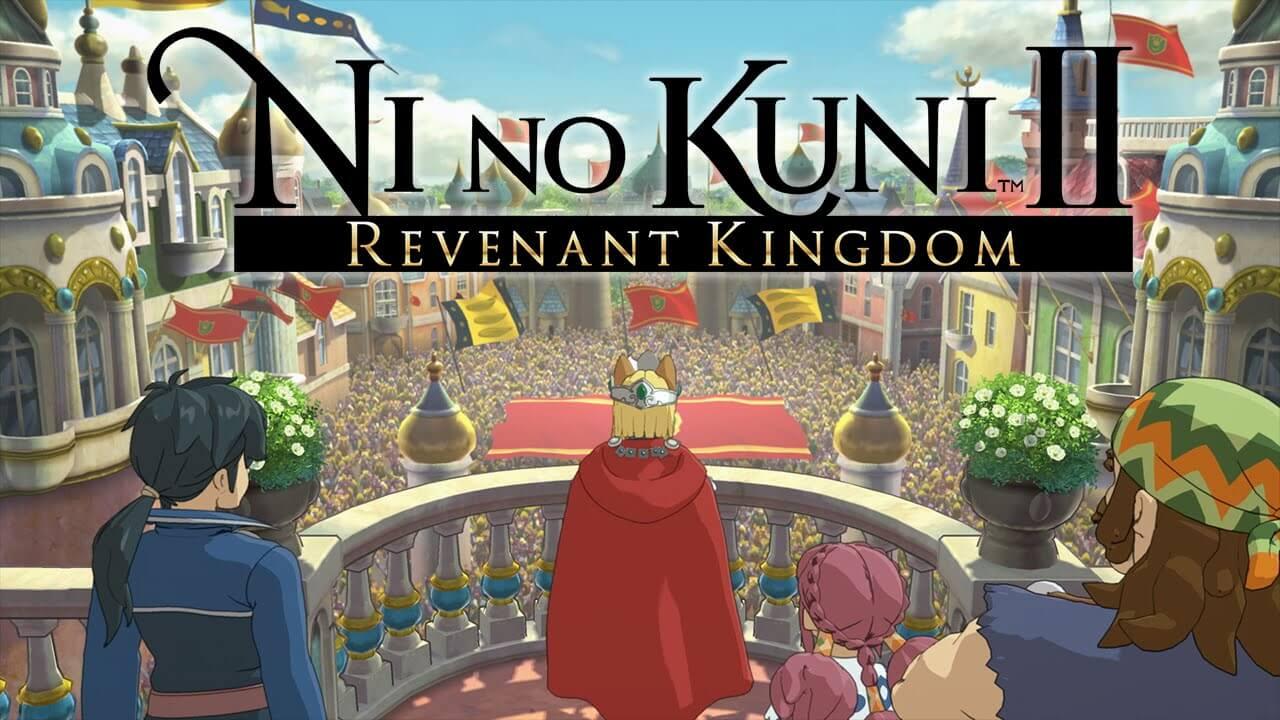 Foto de Ni no Kuni II: Revenant Kingdom deve chegar ao Switch!