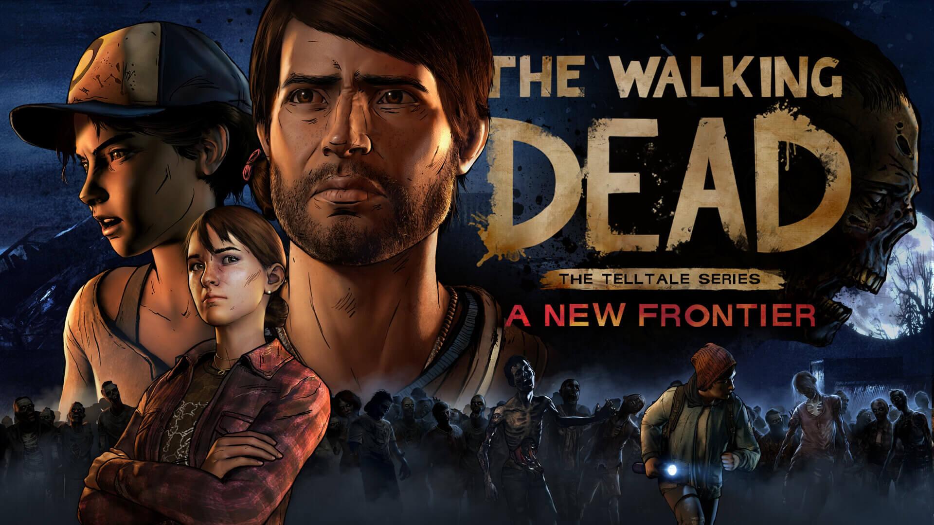 Foto de Confira o trailer de lançamento de Walking Dead A New Frontier