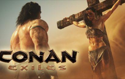Conan Exiles ganha novo trailer e entra em Early Access