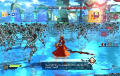 Fate/EXTELLA: The Umbral Star é lançado para Nintendo Switch e PC