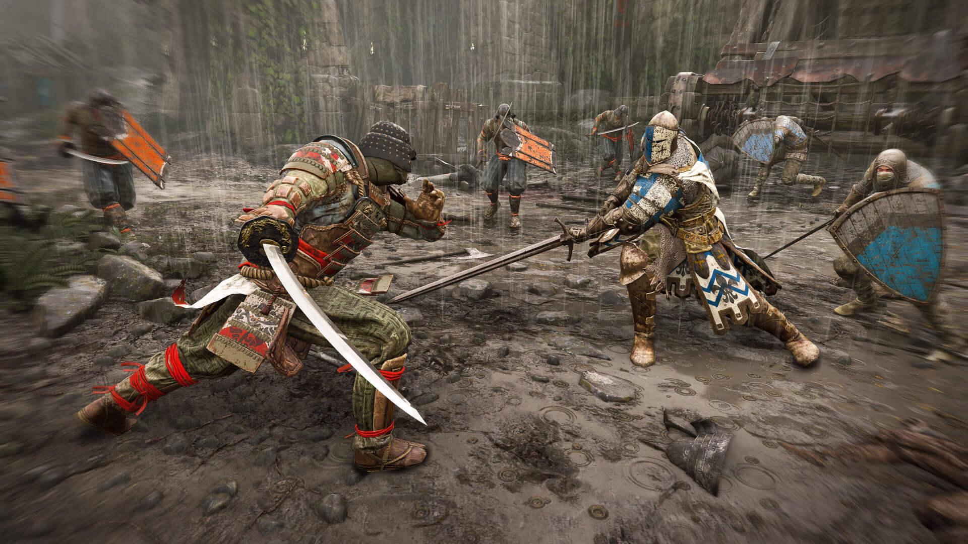 Foto de Ubisoft anuncia novidades para o terceiro ano de For Honor