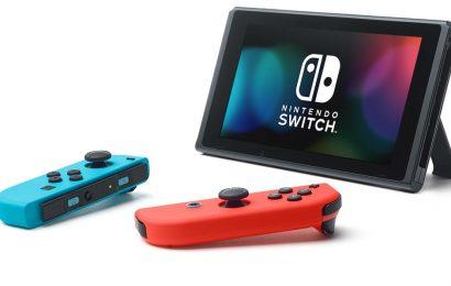 Nintendo Switch está vendendo absurdamente bem (Zelda também)