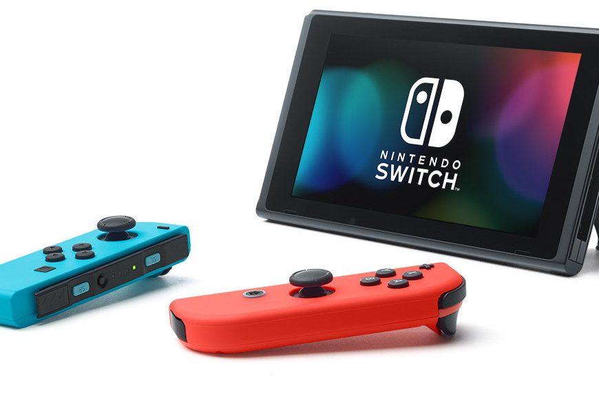 Os vazamentos continuam, confiram o Unboxing do Nintendo Switch