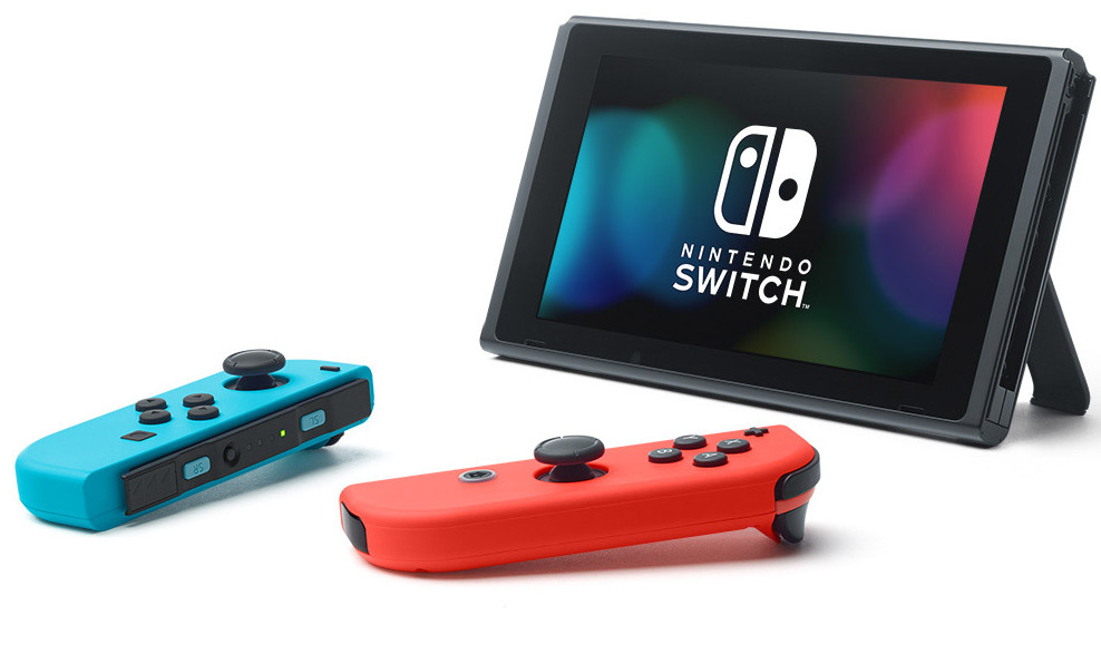 Foto de Os vazamentos continuam, confiram o Unboxing do Nintendo Switch