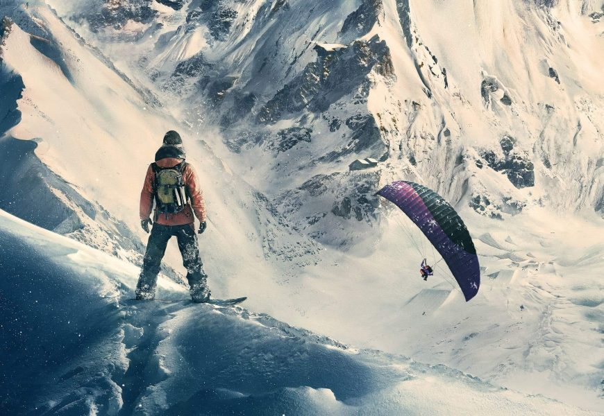 Análise: Steep te coloca nos Alpes e te dá multiplas possibilidades radicais de explorá-lo