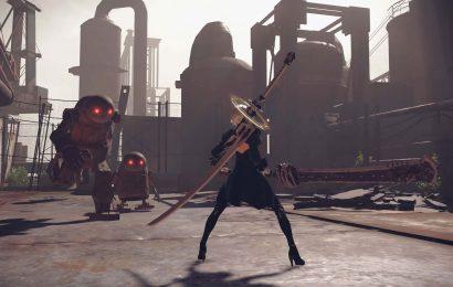 NieR: Automata reúne ótimos elementos de Final Fantasy e Devil May Cry