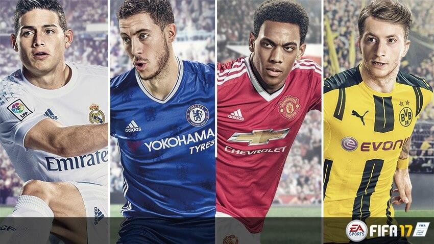 Foto de FIFA 17 ficará de graça para o Xbox One e PC graças ao EA ACCESS