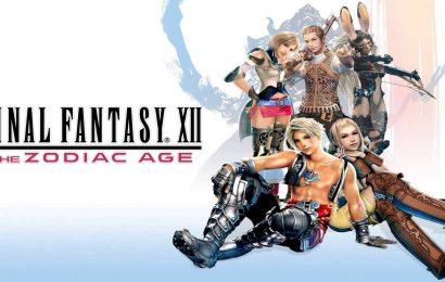 FINAL FANTASY XII The Zodiac Age já está disponível para Switch e Xbox One