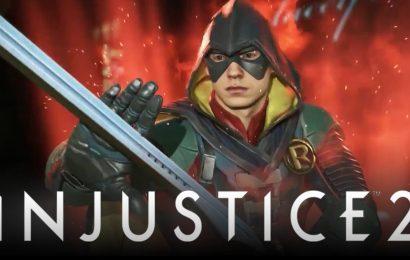 Injustice 2 ganha trailer de Robin e Beta já está aberto