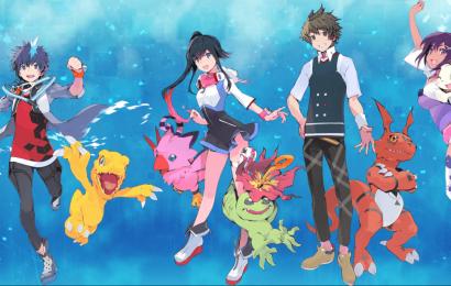 Digimon World: Next Order é lançado e recebe novo trailer