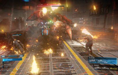 Final Fantasy VII Remake trará seu desenvolvimento para dentro de casa