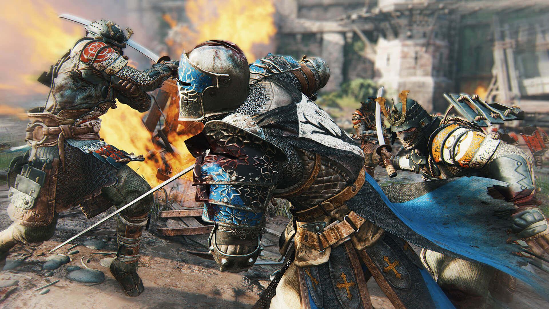 Foto de For Honor: Trailer em 360º mostra batalhas sangrentas