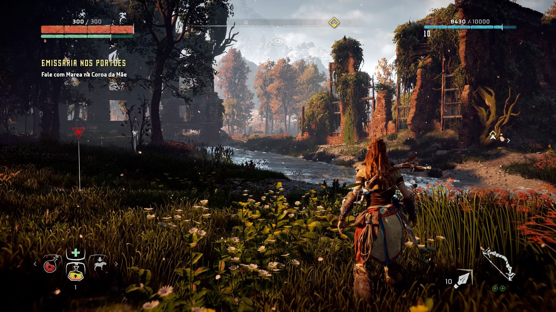 Foto de Horizon Zero Dawn é confirmado para PC