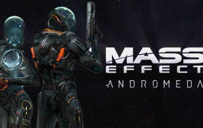 Mass Effect: Andromeda vai à Gold e não terá Passe de temporada