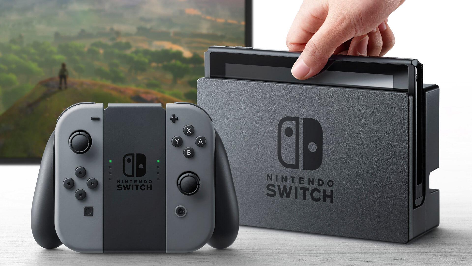Foto de Nintendo Switch vendeu quase 15 milhões de unidades em 2017