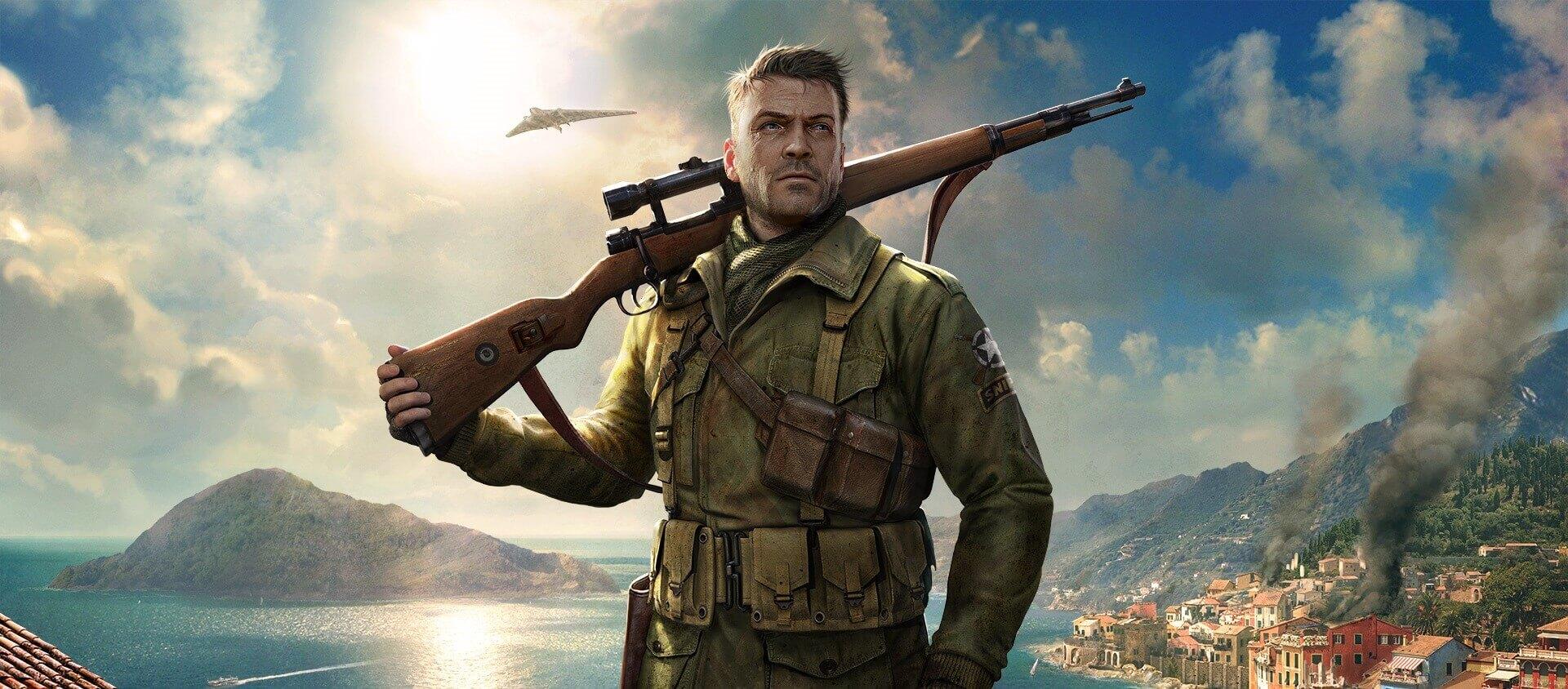 Foto de Sniper Elite 4 Enhanced chegou ao PS5 e Xbox Series!