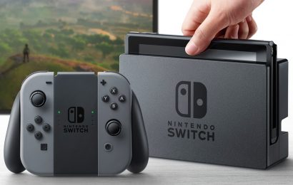 Vídeo de sistema operacional do Nintendo Switch vaza após uma unidade ser enviada antes do prazo