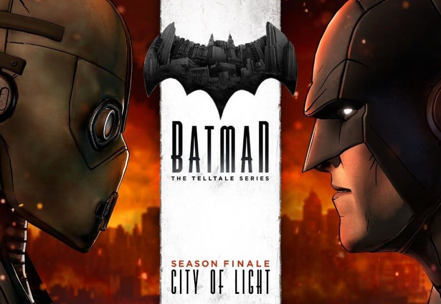 Análise: Batman: The Telltale Series – Episódio cinco: Cidade de Luz