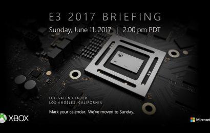 Microsoft confirmou data e horário para sua conferência na E3 2017