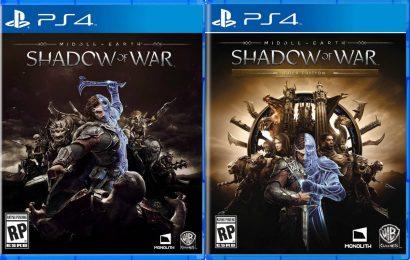 A sequência de Shadow of Mordor, Terra-Média: Sombras da Guerra, foi oficialmente anunciada