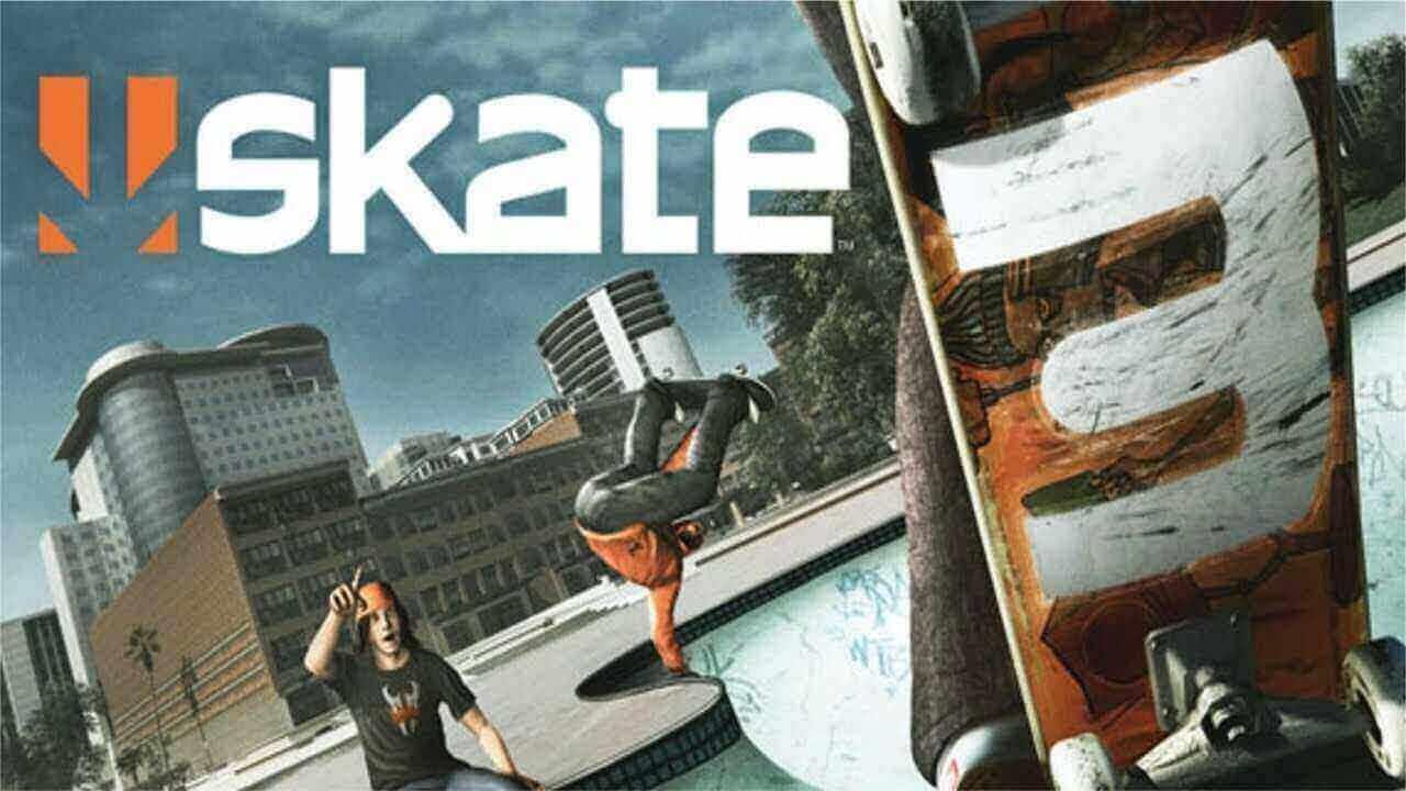 Foto de Skate: novo estúdio anunciado para o jogo