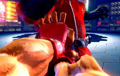 Ultra Street Fighter II terá modo em primeira pessoa
