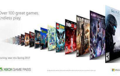 Microsoft anuncia o Xbox Game Pass, programa de acesso ilimitado para jogos