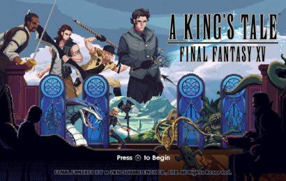 A King's Tale está de graça para todos!