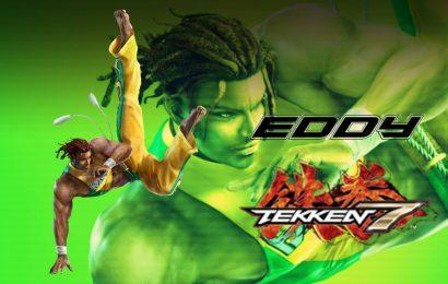 Eddy Gordo retorna em Tekken 7