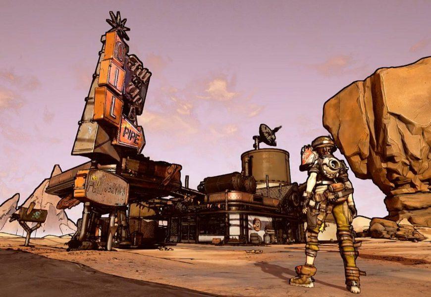 Gearbox mostra como deverá ser Boderlands 3 através de uma Tech Demo