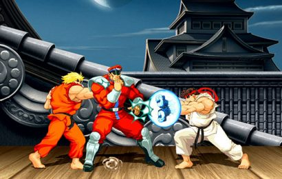 Ultra Street Fighter II: The Final Challengers chega no final de maio. Veja mais detalhes