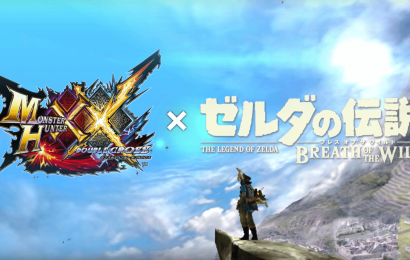 Zelda: Breath of the Wild e Monster Hunter XX se juntarão em crossover
