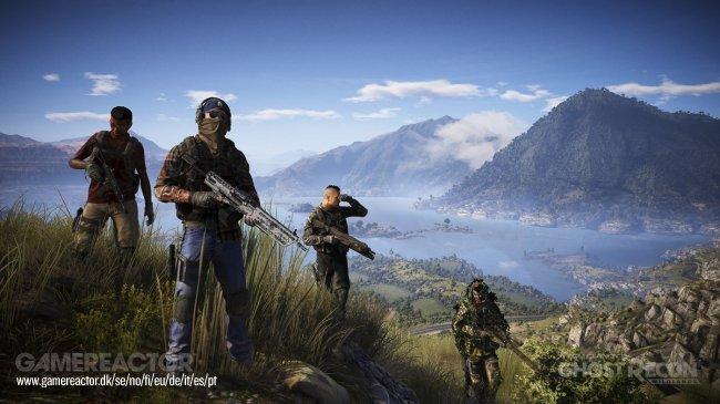 Foto de Continue jogando Tom Clancy's Ghost Recon Wildlands pelo celular