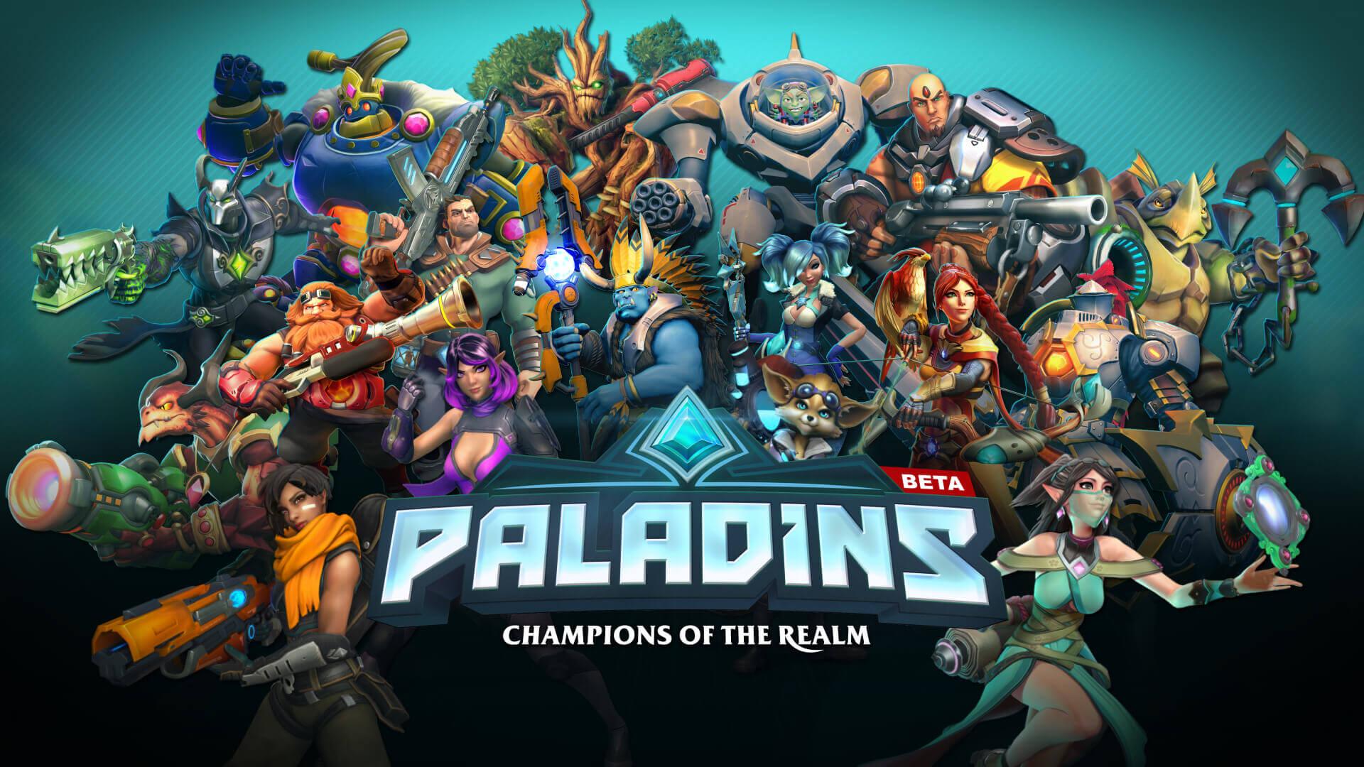 Foto de Fase Beta de Paladins acaba e jogo será oficialmente lançado