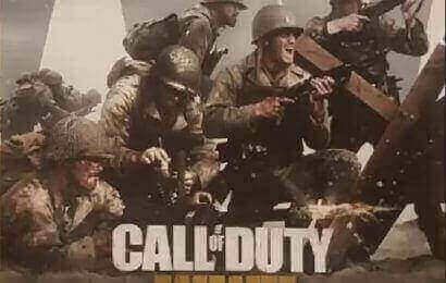 Call of Duty: WWII será o novo jogo da série