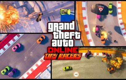 GTA Online – Tiny Racers parece incrível e chega ainda esse mês!